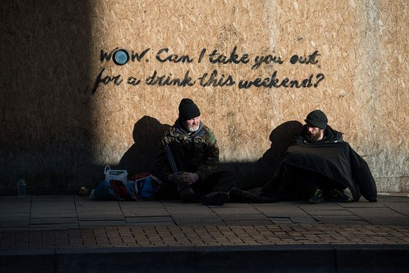 Homelessness and poverty needs to be addressed in Stoke which is crying out for investment