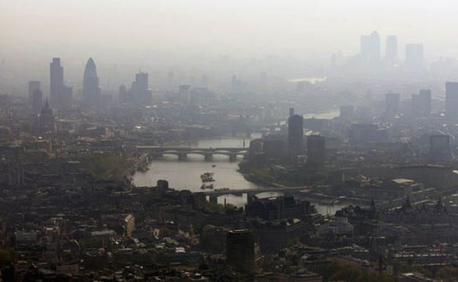Air Pollution Crisis Government Challenged By Air
