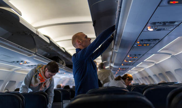 Airlines shrink cabin baggage size allowance in new worldwide rules  UK  News  Expresscouk