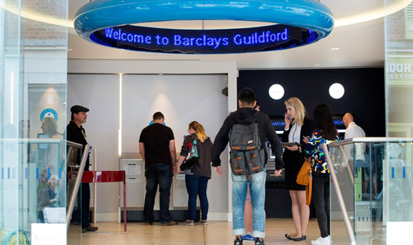 Barclays customers locked out of accounts by computer