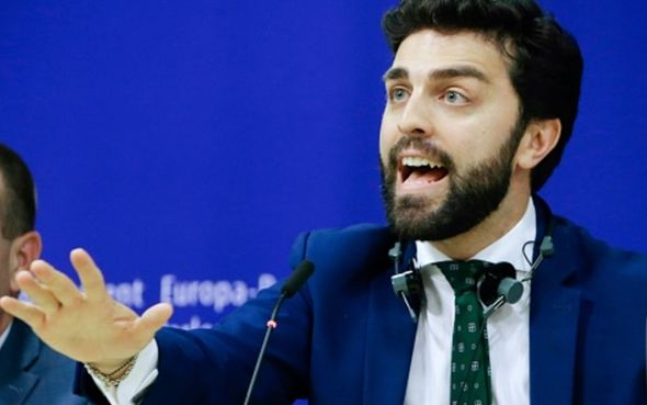eu news afghanistan taliban marco zanni