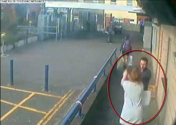 CCTV of Joseph Eke