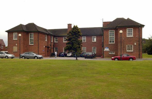 Aston Hall