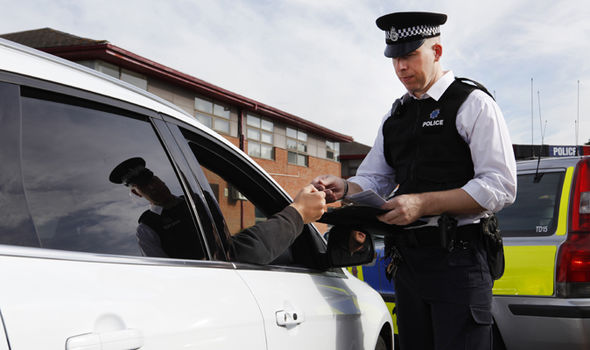 illegal migrants work UK driving licence revoke