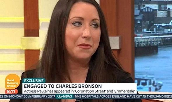 Paula Williamson on ITV