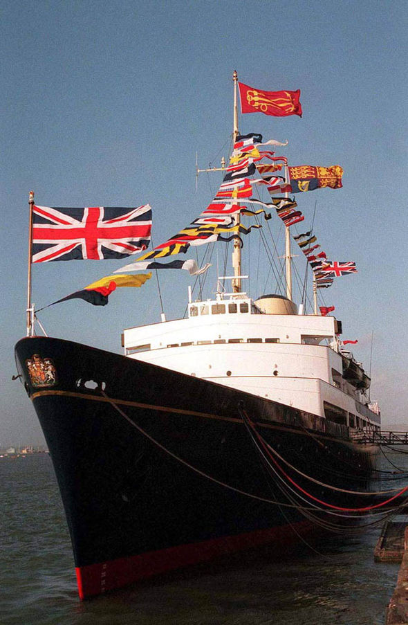 Royal Yacht Britannia Will NOT Be Relaunched Ministers