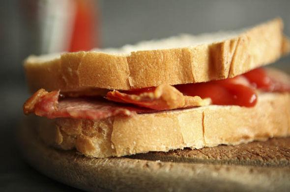 Bacon sandiwch