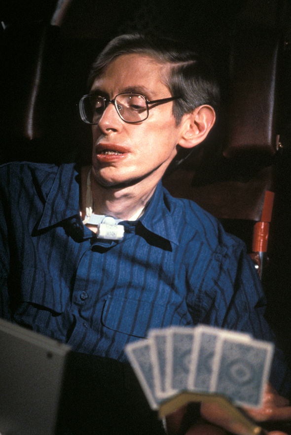Stephen Hawking dead: Surprising TV, film and music cameos made | UK | News | Express.co.uk