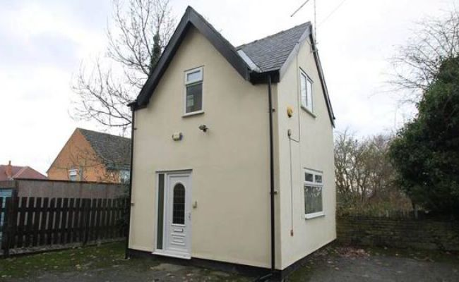 The Uk S Tiniest Detached Property For Sale For Under