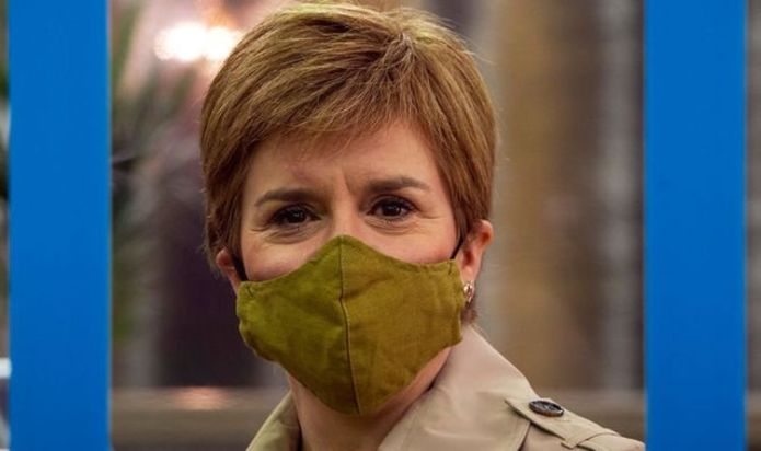 Scots urged to halt Sturgeon's 'obsessive' independence dream with tactical voting plot