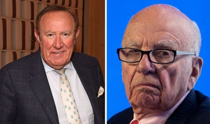 Andrew Neil's tense phone call with Rupert Murdoch: 'Almost certainly no Sky TV'