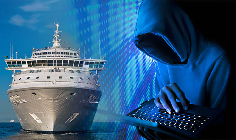 Terror Fears At Sea Cruise ships could be sunk by cyber