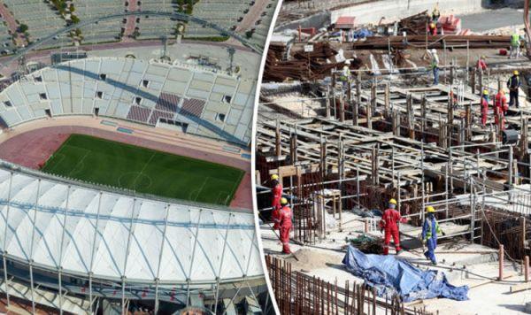 Qatar World Cup 2022 Britains bid for multimillion