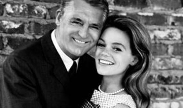 Image result for dyan cannon and cary grant