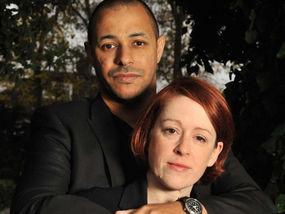 Ben Fellows with his wife Julia