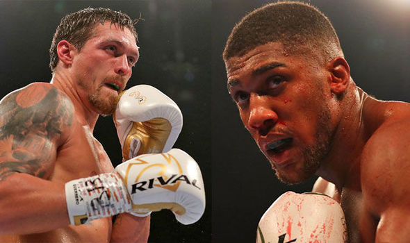 The ukrainian sensation finished the fight putting aj under enormous pressure and had the briton rocked on the final bell. Usyk vs Bellew: Tony Bellew issues fresh statement after