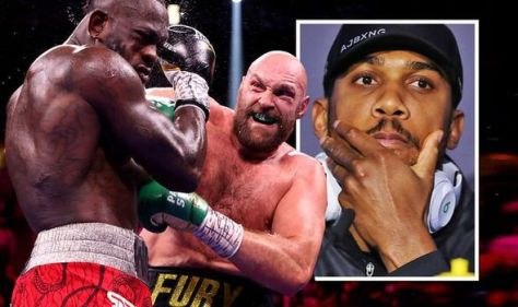 Tyson Fury's promoter takes shot at Anthony Joshua after Deontay Wilder KO - EXCLUSIVE