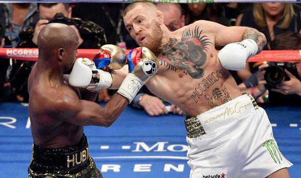 Conor McGregor vs Floyd Mayweather: Boxing legend Marvin Hagler provides update on rematch   Boxing   Sport   Express.co.uk