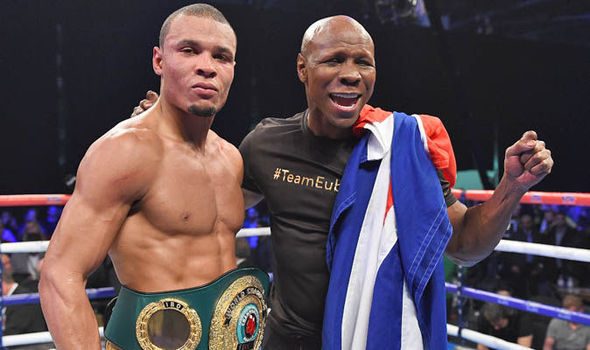The Eubanks want a fight with Billy Joe Saunders or James DeGale