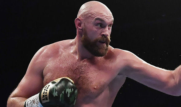 Tyson Fury Reveals Problem With Deontay Wilder Preparation