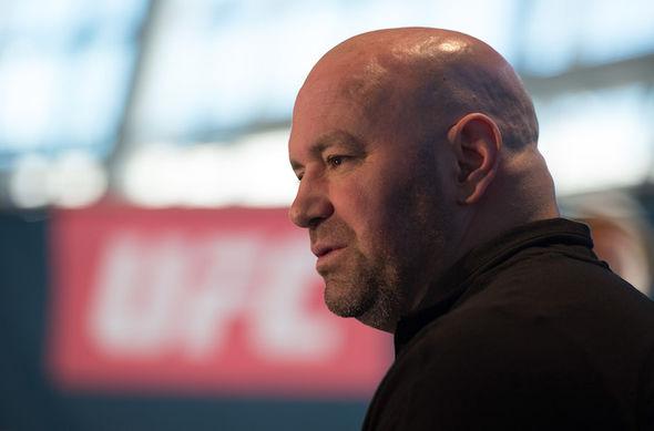 UFC supremo Dana White