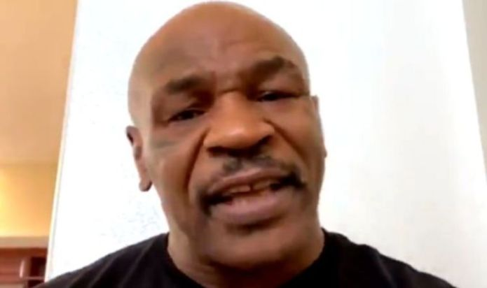 Mike Tyson weighs in on Anthony Joshua and Tyson Fury ahead of blockbuster clash