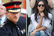 Incredible! Meghan Markle SPOTTED In A Wedding Dress - Has Prince Harry's Girlfriend Quit Suits?