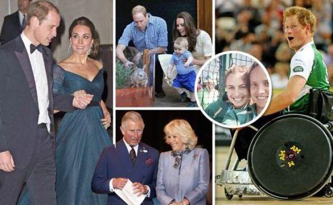 Royal Year In 2014 Royal News Express Co Uk