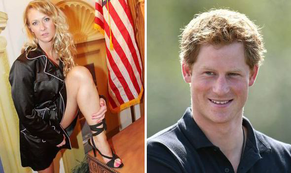 Woman, 43, claims she shared 'hot, deep kiss' with Prince Harry on infamous Vegas trip