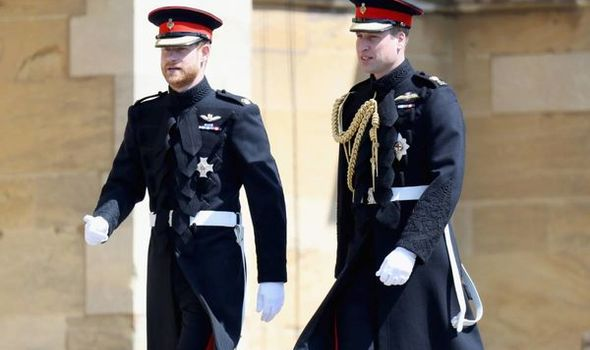 Prince Harry could end his