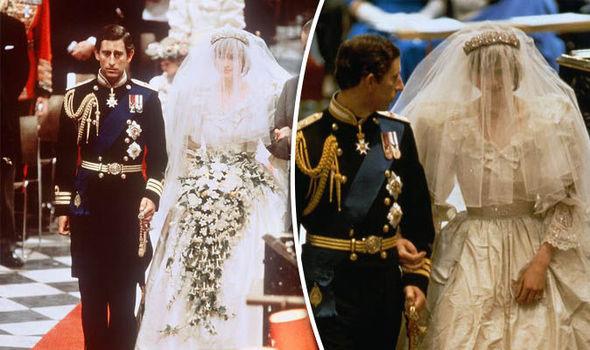 Princess Diana Wedding Lady Di Kept Big Secret From