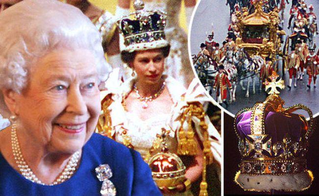 Queen Elizabeth News Queen S Coronation Day Captured By