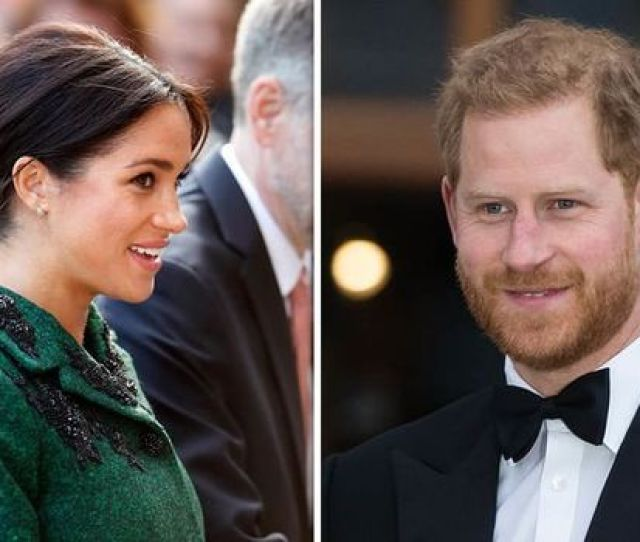 Royal Baby Name What Title Will Meghan And Harrys Baby Have Image Getty