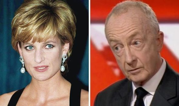 Royal fury: How Firm boycotted BBC even before Princess Diana scandal struck