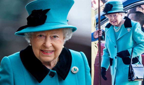 The Queen has become the first British monarch to reach the milestone date