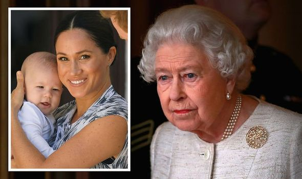 queen elizabeth ii meghan
