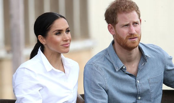 Meghan and Harry made their declaration of independence back in January
