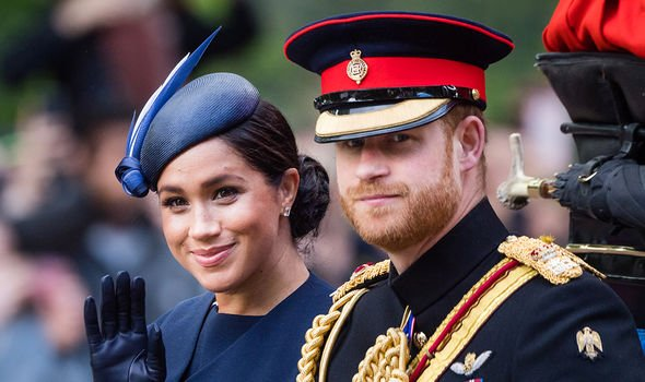Meghan is believed by some to have been a driving force in the decision to leave the Royal Family