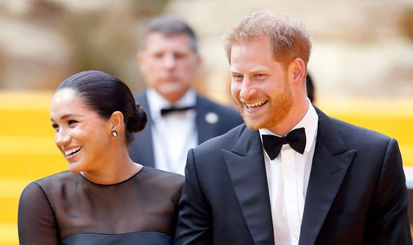 Meghan and Harry have just started a new life in LA, California