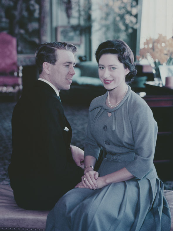 Princess Margaret Anniversary Queens Sister In Pictures