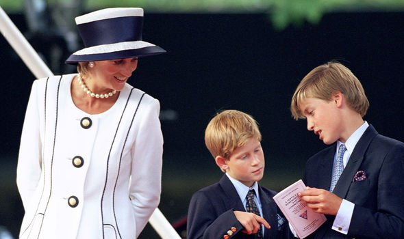 Diana's sons, Harry and William, have spoken out since the report's findings have been published