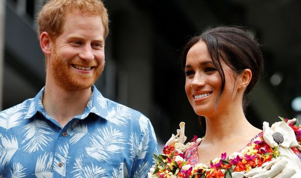 Meghan Markle visited Fiji on her first royal tour after her marriage