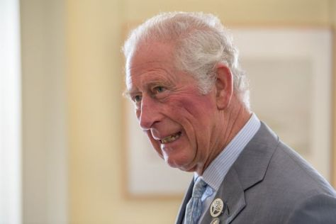 Prince Charles is heir to the throne