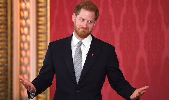 Prince Harry overstaying welcome in America