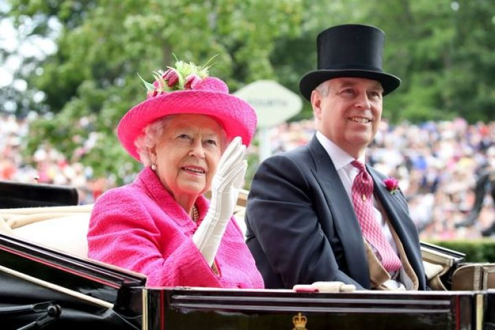 Queen Elizabeth II update Prince Andrew Royal news