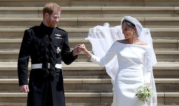 Royal wedding: The couple's 2018 wedding cost around £31million