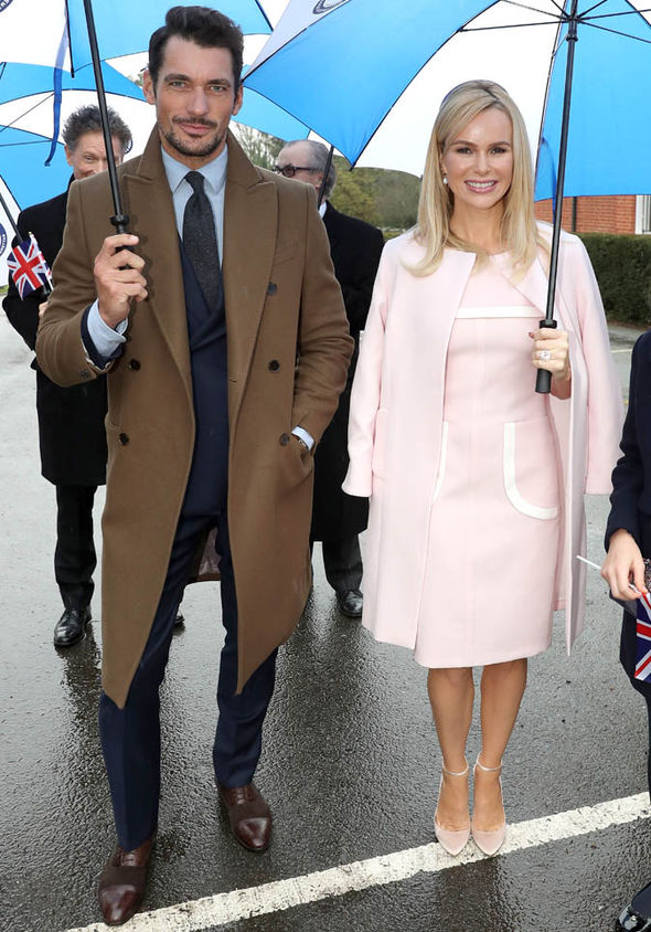 camilla visit battersea dogs and cats home amanda holden