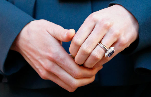 Replicas of the Duchess of Cambridges engagement ring withdrawn from sale  Royal  News