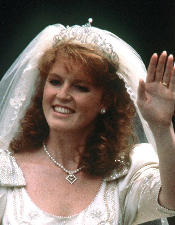 Princess Eugenie tipped to wear York Tiara just like Sarah ...
