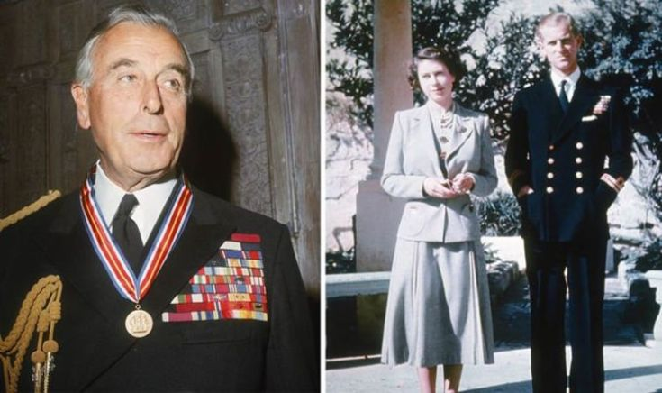 Queen intervention: How the Queen had to stop Lord Mountbatten launching Labour plot